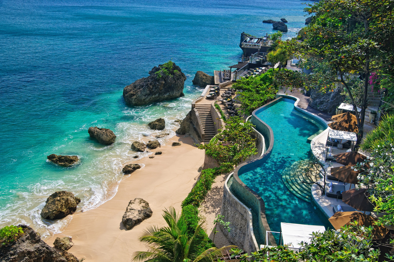 Bali Natural Pools