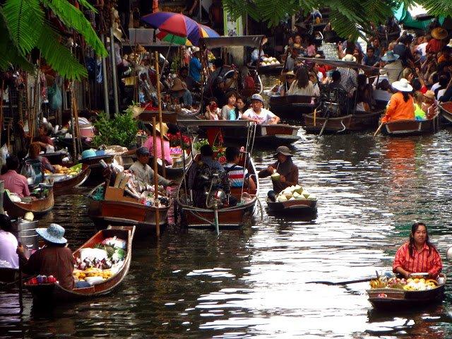 Mercado Flotante
