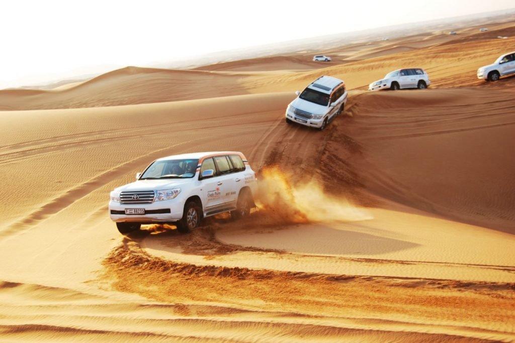 Safari Desierto desde Dubai